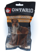 Ontario Rawhide Snack fillets 12,5cm 10ks