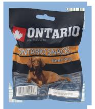 Ontario Rawhide Snack Rings 8,75cm 1ks