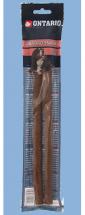 Ontario Rawhide Snack Stick 25cm 2ks