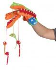Ostatní hračky pro fretky - šidítka, plyšáci