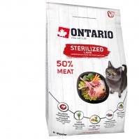Krmivo a granule pro kočky