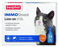 Antiparazitní spot-on / pipeta pro kočky