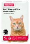 Antiparazitní obojky pro kočky