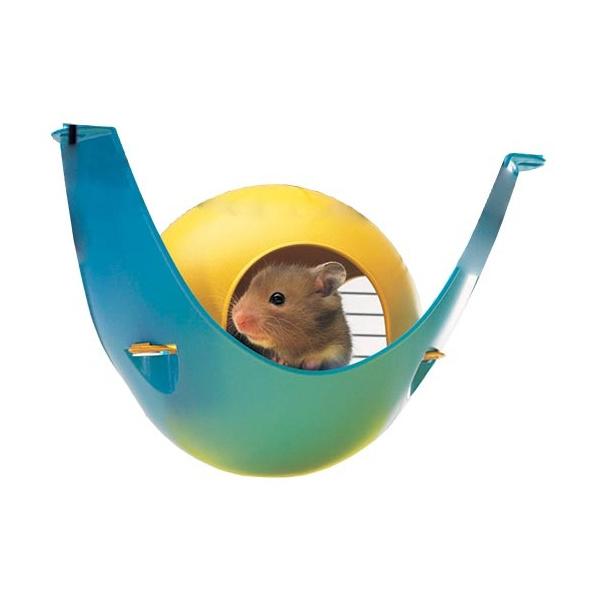 Domek savic sputnik plastový malý 21,5x21,5x12,5cm