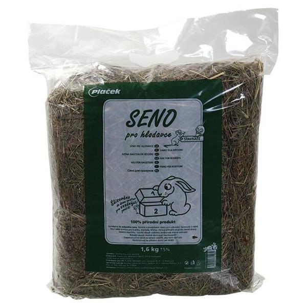 Seno zoo box krmné lisované 1,6kg