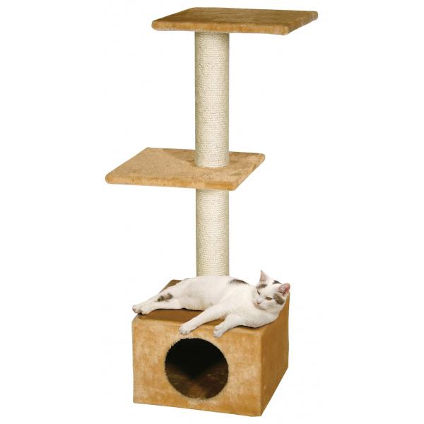 Odpočívadlo magic cat alexia béžové 104cm