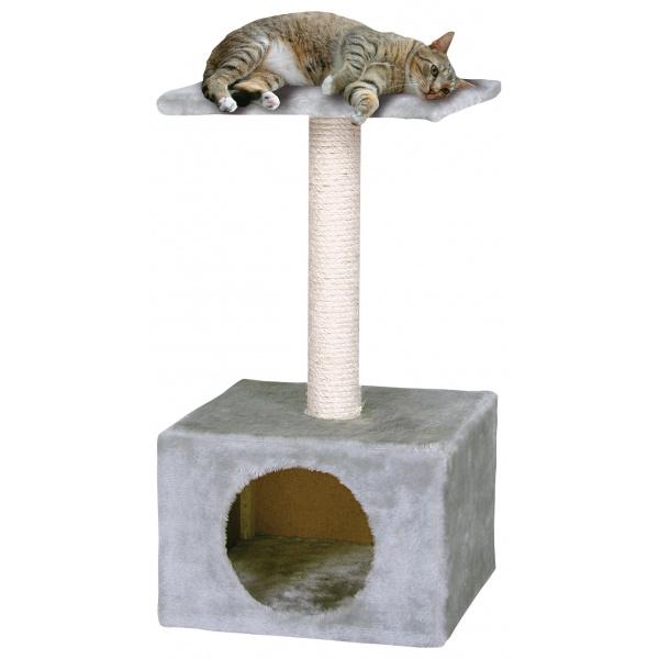 Odpočívadlo magic cat hedvika šedé 56cm