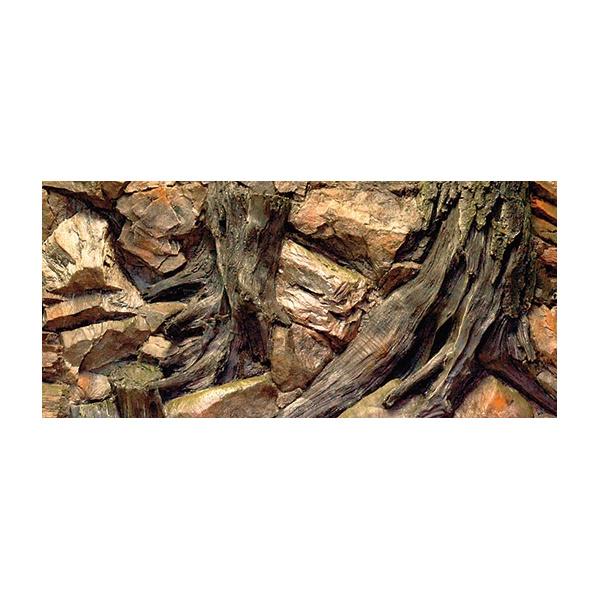 Pozadí aqua excellent root 100 x 50 cm