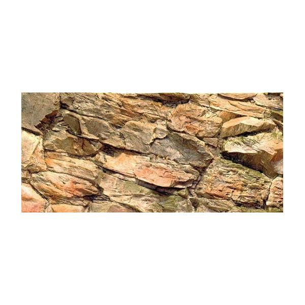 Pozadí aqua excellent rock 80 x 40 cm