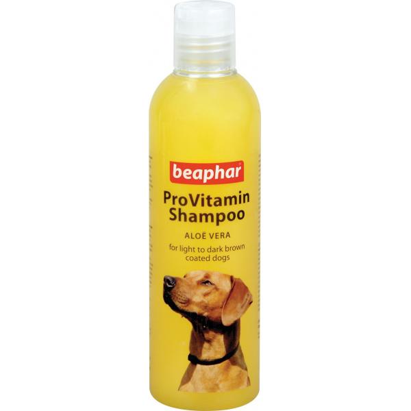 Beaphar šampon pro psy s hnědou srstí 250 ml