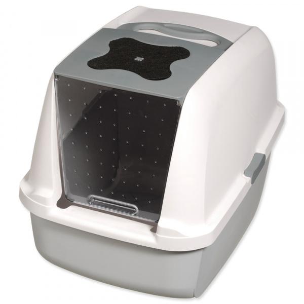 Toaleta cat it design šedá