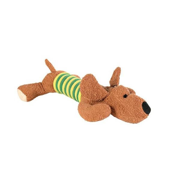 Hračka pro psy trixie pes se zvukem 28cm