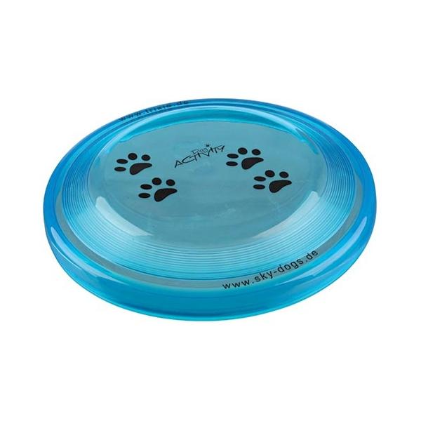 Hračka pro psy trixie disk házecí 19cm