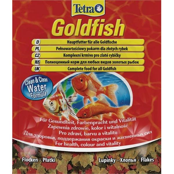 Tetra goldfish vločky sáček 12g