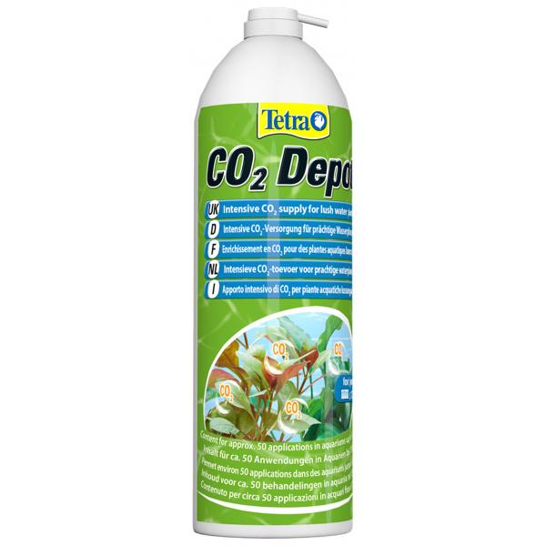 E-shop TETRA CO2 Depot náhradní láhev