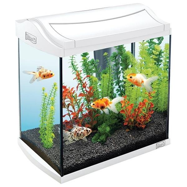 Akvárium Tetra AquaArt 30l bílá