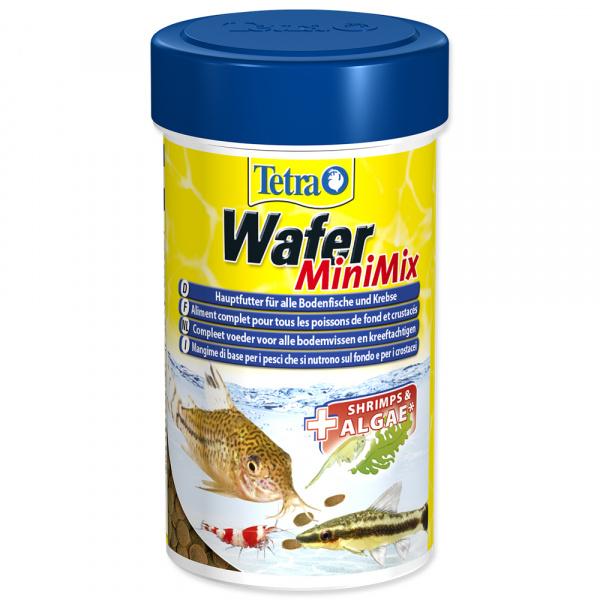 Tetra wafer mini mix 100ml