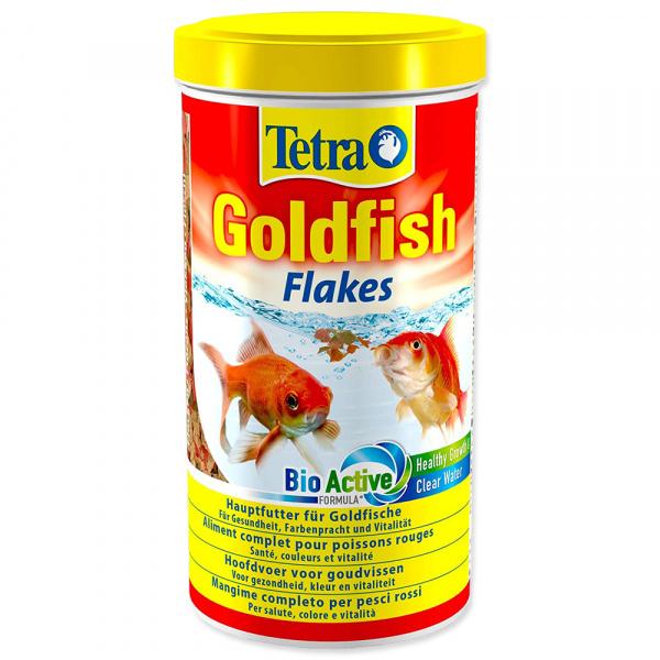 Tetra goldfish vločky 1l