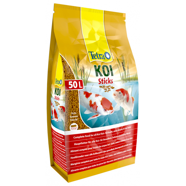 Tetra pond koi sticks 50l