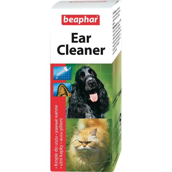 Ušní kapky Beaphar Ear Cleaner 50 ml