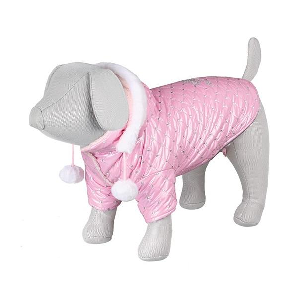 Bunda pro psy Trixie XS Dog Princess růžová 27cm