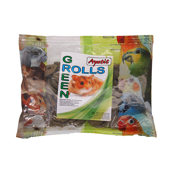 Green rolls apetit 120g