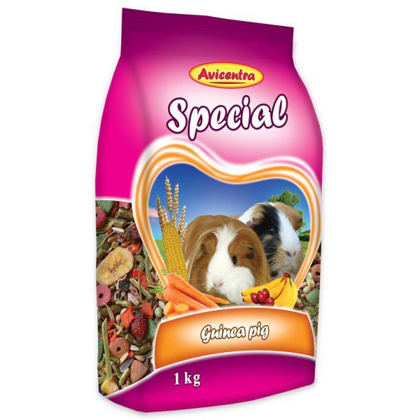 Krmivo AVICENTRA speciál pro morčata 500g