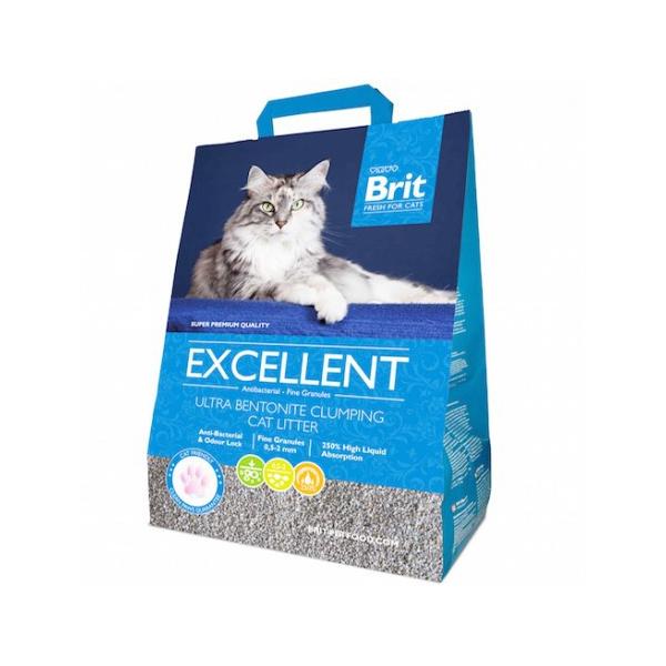 Stelivo brit fresh cats excellent ultra bentonite 5kg