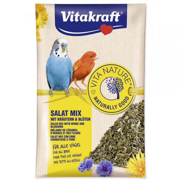 Bylinky Vitakraft Vogel Salat Mix 10g