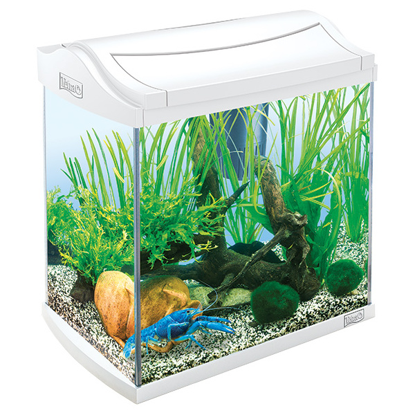 Akvárium Tetra AquaArt 20l bílá