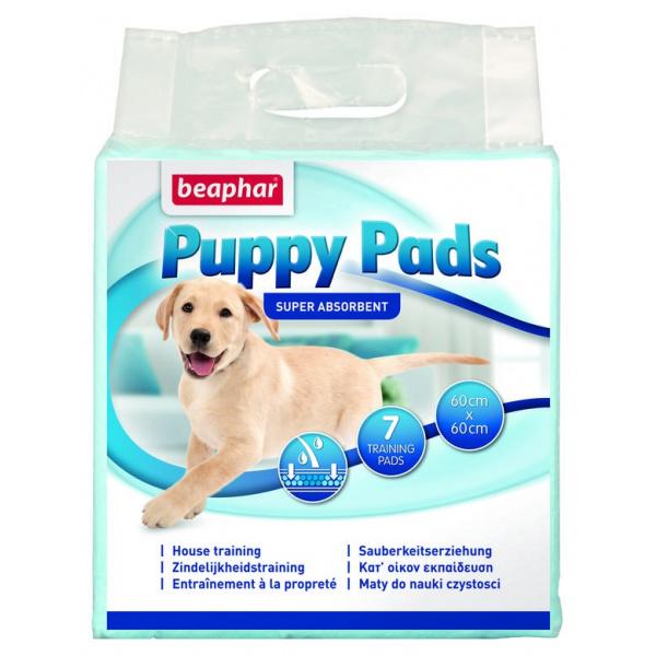 Hygienická podložka beaphar puppy pads 7 ks
