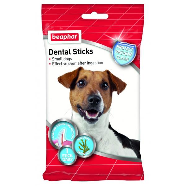 Dentální tyčinky pro malé psy (5–10 kg)