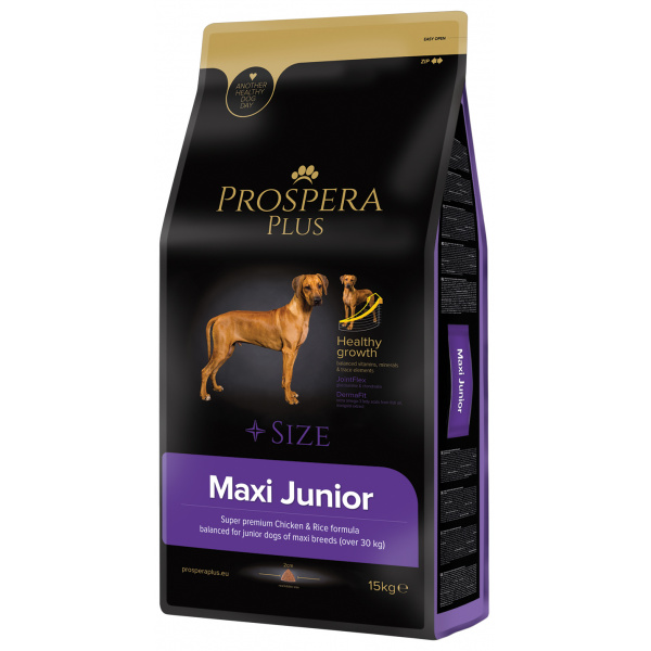 E-shop Prospera Plus Maxi Junior 15kg