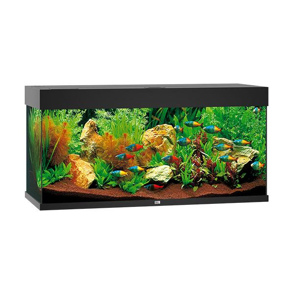 Akvárium juwel rio led 180l černá