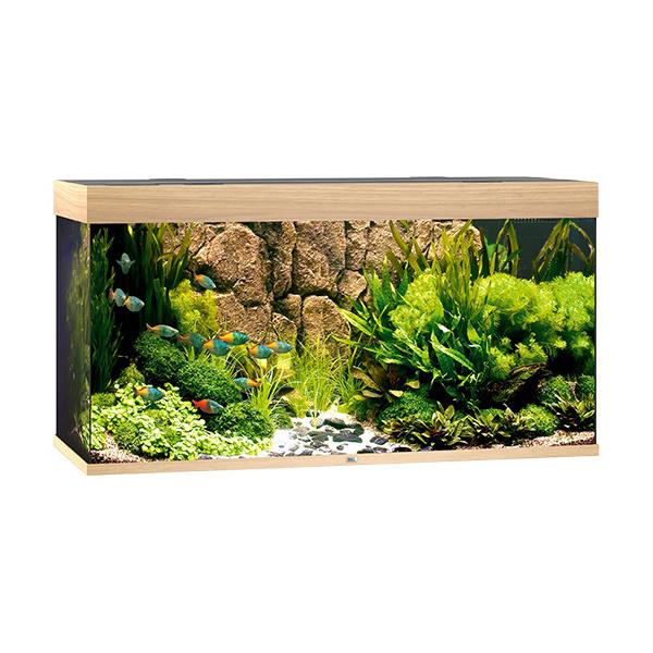 Akvárium set juwel rio led 350 dub