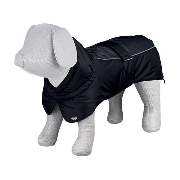 Prime winter coat L černo-šedý 62cm