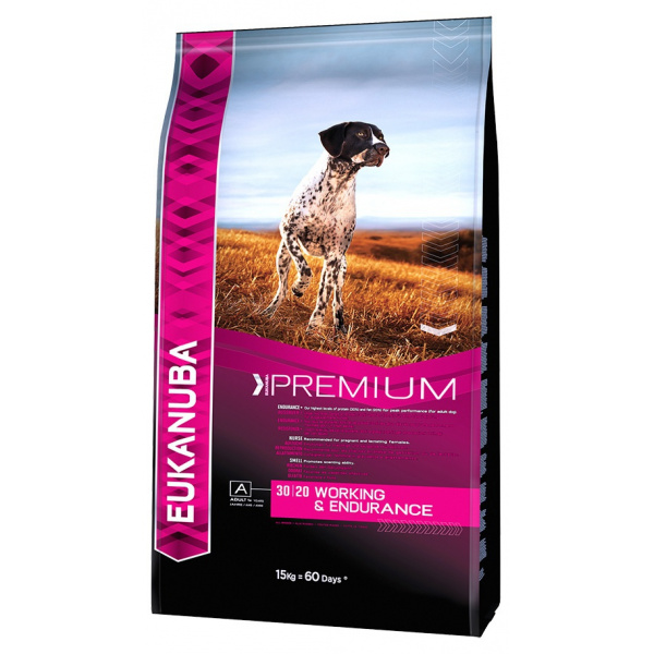 Eukanuba adult all breed performance 2x15kg