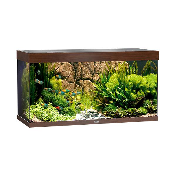 Akvárium juwel rio led tmavě hnědé 350l