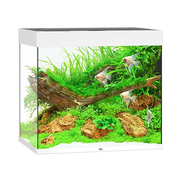 Akvárium Juwel Lido LED 200l bílá