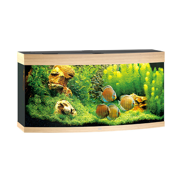 Akvárium set vision led 260 sv.hnědé 121*46*64cm,260l
