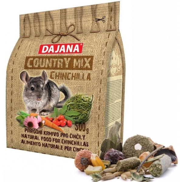 Dajana contry mix chinchilla 500g