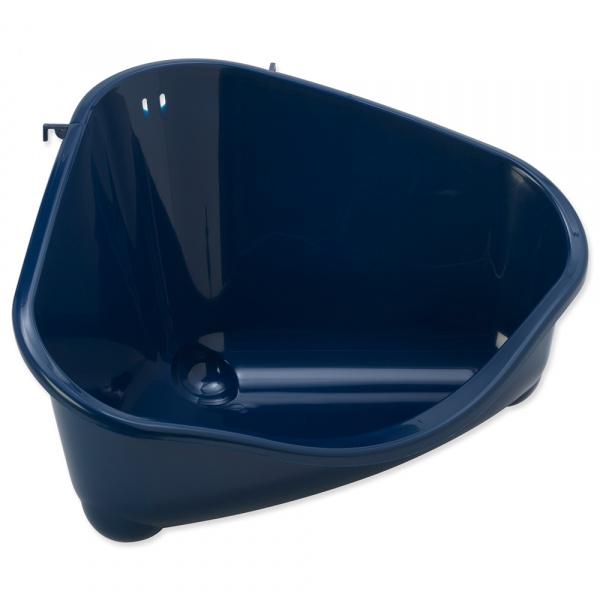 Toaleta small animal rohová 35cm