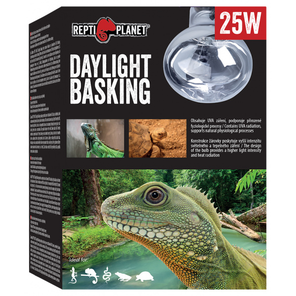 Repti planet žárovka daylight basking spot 25w