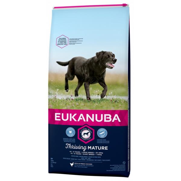 Eukanuba mature large 2x15kg