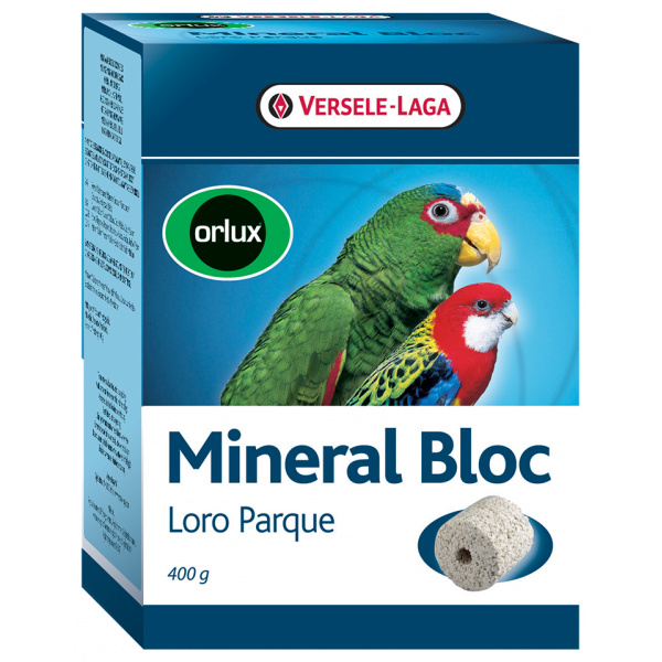 Minerální blok Versele Laga Loro Parque 400g