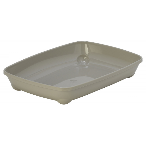 Toaleta magic cat economy 36,8x27,6x6,1cm šedá