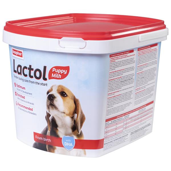 Sušené mléko beaphar lactol puppy milk 2 kg