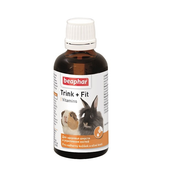 Kapky vitamínové trink fit 50ml