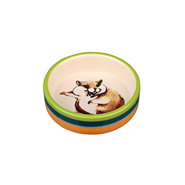 Miska keramická pro křečky 8cm 80ml