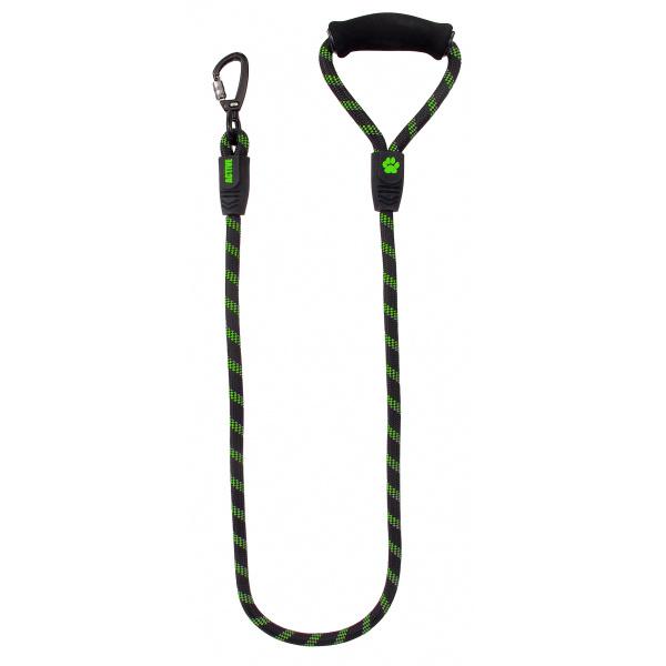 Vodítko active dog sport l limetka 1,3x120cm